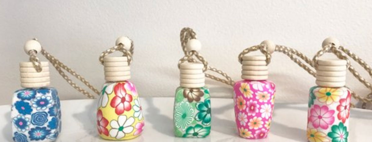 Things You Need To Know About A Car Diffuser Bottle | Huayi