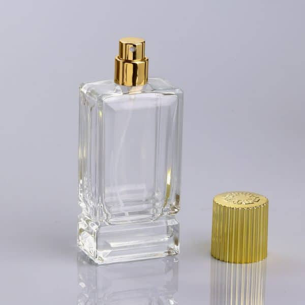 50ml Perfume Bottles Clear Perfume Bottles Supplier