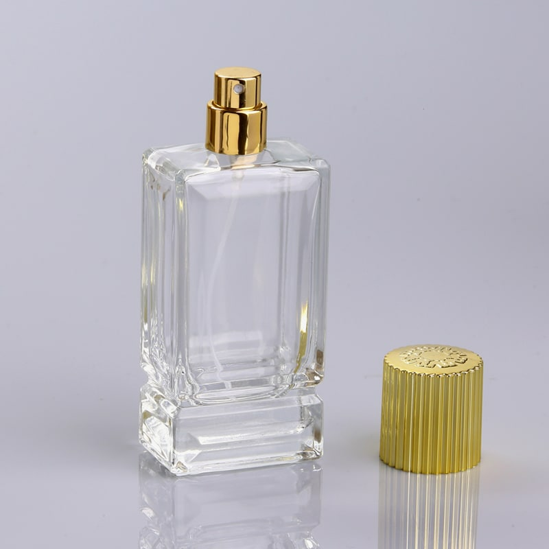50ml Glass Bottles For Perfumes