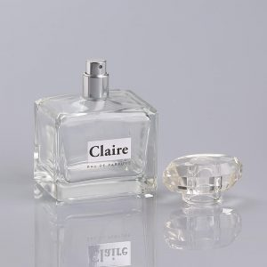 Glass empty perfume bottles supplier, Empty cologne bottles